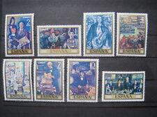 España, españa MINR. 1972-1979 post frescos ** (t 566)