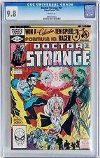 Doctor Strange #51  (1982, Marvel) CGC 9.8 NM/MT - WHITE Pages
