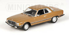 Mercedes Benz 450 SLC 1974 Gold Metallic 430033425 1/43 Minichamps