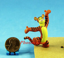 Cake Topper Disney Winnie Doll Figure Display Toy Decor Model Statue Tiger A362
