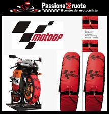 Termocoperte tyre warmers moto gp 120/70 180/55 190/55