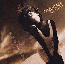 Mariah Carey Emotions Australia CD Album