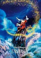 Disney Jigsaw Puzzle 1000 Small pieces DW-1000-396 Mickey Dream Fantasia