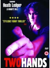 TWO HANDS DVD HEATH LEDGER COMEDY THRILLER CULT NEW