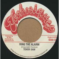 "Tenor Saw Ring The Alarm 7"" .45 Vinyl Single STALAG Sister Nancy Bam Bam Record"
