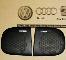Audi A4 8E B6 B7 original Bose Lautsprecher Deckel Blenden Surround Sound S4 RS4