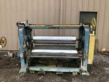 """56-1/2"""" Calender Roller / Roll Coater 2Hp 230/460V 3Ph"""
