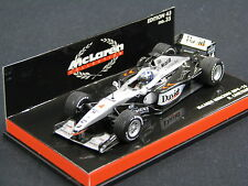 Minichamps McLaren Mercedes MP4/16 2001 1:43 #4 David Coulthard (GBR) (JS)