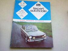 REVUE TECHNIQUE  N° 87  - SIMCA 1301 SPECIAL   - 1973  *