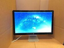Apple Cinema Display LED 27-Inch  Model A1316  with built-in Webcam & Speaker