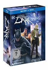 Justice League Dark with Mini Figure [Inc Digital Download] [2016] (Blu-ray)