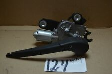 14 Ford Focus REAR Used Windshield Wiper Motor #124WM