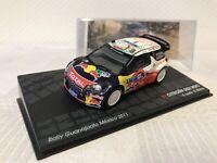 Citroën DS3 WRC 1:43 Rallye Geschenk Modellauto Modelcar Scale Spielzeug Top Rar