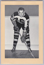 Milt Scmidt 1934/ '43 Beehive Goup 1 Photos - Boston Bruins HOF