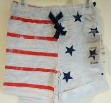 Brand New Macy's First Impressions Stars & Stripes Shorts Boy's Size 12 Month