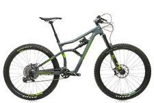 "2018 Cannondale Trigger 2 Mountain Bike Small 27.5"" Carbon SRAM X01 Eagle Fox"