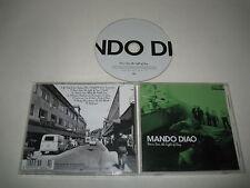 MANDO DIAO/NEVER SEEN THE LIGHT OF DAY(EMI/50999 5 04886 2 9)CD ALBUM