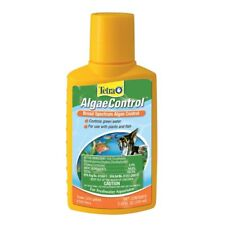 TETRA ALGAE CONTROL 3.38 OZ BROAD SPECTRUM GREEN WATER. FREE SHIP TO THE USA