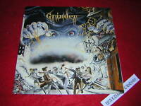 Grinder - Dawn for the Living, NRR1003, Vinyl LP 1988, 1. Press