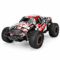 Cheetah King Remote Control Toy RC Rally Truck Car 2.4 GHz 1:20 Scale Size