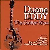 Duane Eddy - Guitar Man [Planet Media] (2002) Peter Gunn, Shazam Rebel Rouser CD