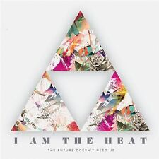 I Am the Heat - The Future Doesn't Need Us (2008)  CD  SPEEDYPOST