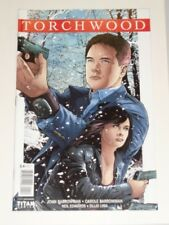 TORCHWOOD #3.4 TITAN COMICS COVER A MARCH 2018 NM (9.4)