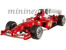 HOT WHEELS N2077 ELITE FERRARI FORMULA F 1 2003 JAPAN GP 1/18 MICHAEL SCHUMACHER