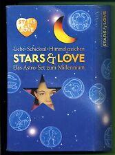 Stars & Love--Das Astro Set zum Millennium-- Liebe-Schicksal-Himmelszeichen-NEU-
