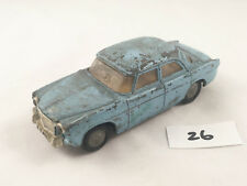 VERY RARE TRIANG SPOT-ON # 157SL ROVER 3 LITRE WITH LIGHTS SALOON CAR DIECAST