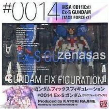 New Banda Gundam Fix Figuration #0014 EX-S Gundami PVC