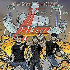 Blitz - Welcome To The Rock Show (NEW CD)