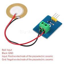 Ceramic Vibration Sensor Piezo Micro-Controller Develope For Arduino Uno NEW