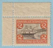 DANISH WEST INDIES 38  MINT NEVER HINGED OG ** NO FAULTS EXTRA FINE! - A