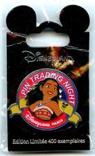 Disneyland Paris - Pin Trading Nights Series - Moana Pin (Noc)