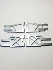 Kyosho  Lazer ZX  Lazer ZXR  Front Rear Alloy Suspension Arm Set Polish Vintage