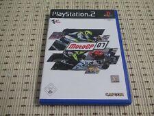 MOTO GP 07 per PlayStation 2 ps2 PS 2 * OVP *