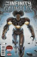 The Infinity Gauntlet #5 Marvel Comics 2015 Bagged and Boarded