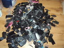 220 WHOLESALE JOB LOT BULK RETRO CASES FOR OLD MOBILE PHONES NEW AND USED