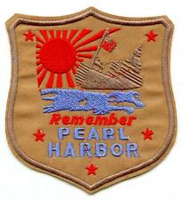 Un écusson Remember Pearl Harbor patch US Army Navy ww2