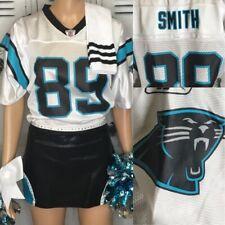Cheerleading Uniform Carolina Panthers Adult Large Jersey Set