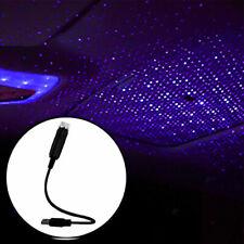 USB Star Light LED Projector Laser Light Car Interior Atmosphere Ambient Lamp 5V