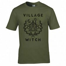 "WITCHCRAFT ""VILLAGE WITCH"" T-SHIRT"
