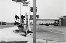 Tod PAPAGEORGE: Burbank, California, 1982 / VINTAGE Silver Print / SIGNED!!!