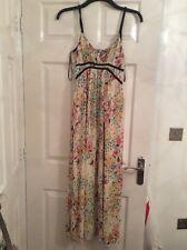 New Summer maxi dress size 14