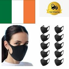 Protection face masks 10 QTY