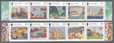 Isle of Man -Millenium Tapestry mnh set -Art 2015