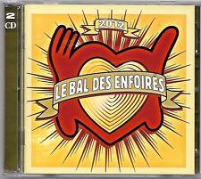 2 CD / LES ENFOIRES 2012 - LE BAL DES ENFOIRES / 21 TITRES (ALBUM 2012)