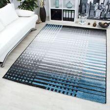 Tapis bleu rectangulaires persans pour la maison