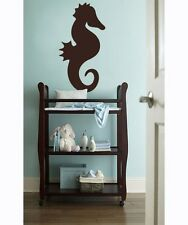Vinyl Wall Decal Sticker Kids Room SeaHorse Decal 30x19
